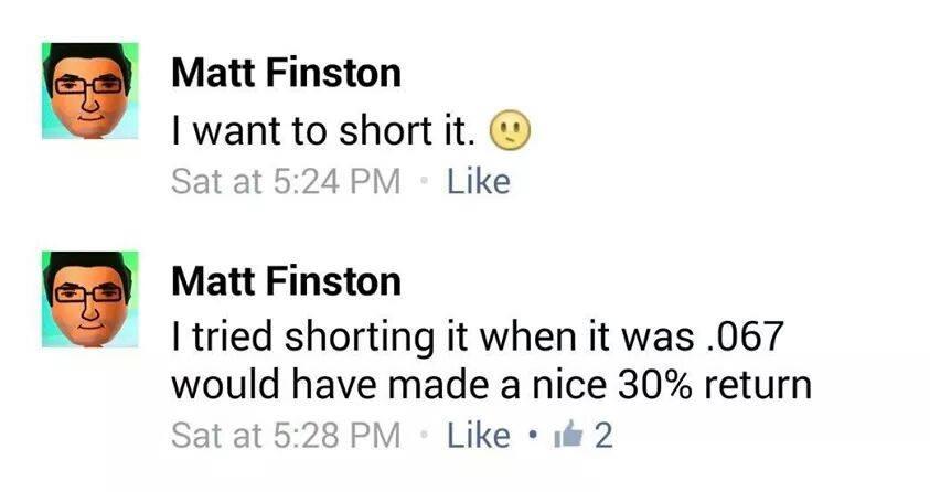Finston Short